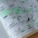 UX: wireframe, low fidelity, high fidelity, mockup, prototype
